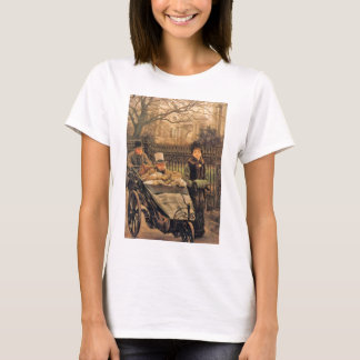 James Tissot Warrior's Daughter Father's Day T-Shirt