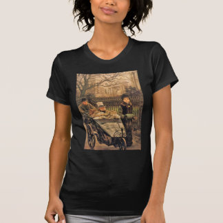 James Tissot Warrior's Daughter Father's Day Tee Shirts