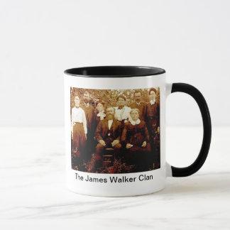 James Walker Clan mug