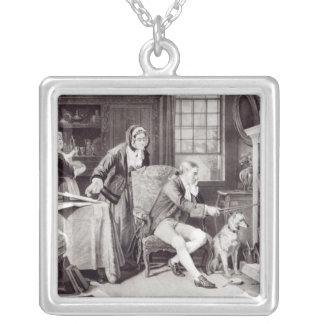 James Watt  Playing with Steam Jewelry
