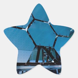 JAMES WEBB STAR STICKER