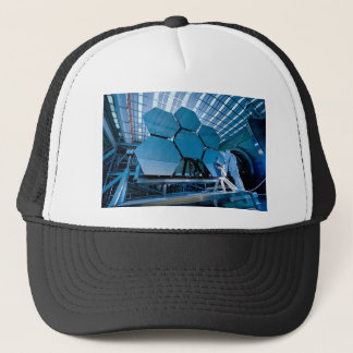 JAMES WEBB TRUCKER HAT