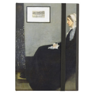 JAMES WHISTLER - Arrangement in grey and black Case For iPad Air