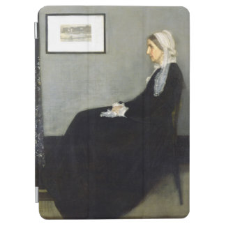 JAMES WHISTLER - Arrangement in grey and black iPad Air Cover