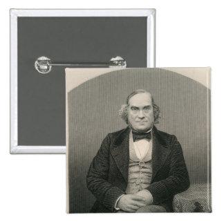 James Wilson 15 Cm Square Badge