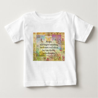 JamesMcNeillWhistlerWhimsical Confidence humourous Baby T-Shirt
