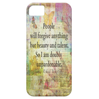 JamesMcNeillWhistlerWhimsical Confidence humourous Barely There iPhone 5 Case