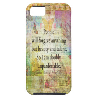 JamesMcNeillWhistlerWhimsical Confidence humourous iPhone 5 Cover