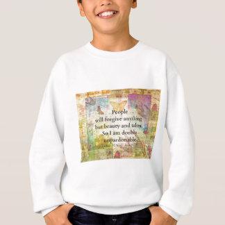 JamesMcNeillWhistlerWhimsical Confidence humourous Sweatshirt