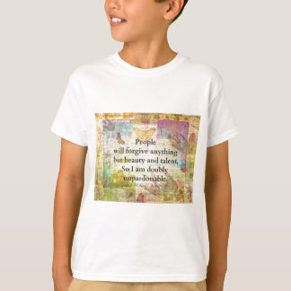 JamesMcNeillWhistlerWhimsical Confidence humourous T-Shirt