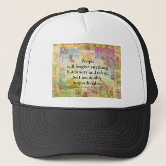 JamesMcNeillWhistlerWhimsical Confidence humourous Trucker Hat