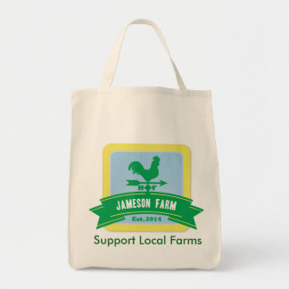 Jameson Farm Reusable Grocery Tote