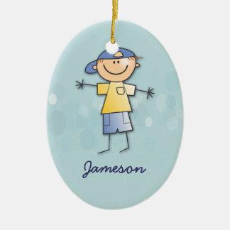 Jameson's room ceramic ornament