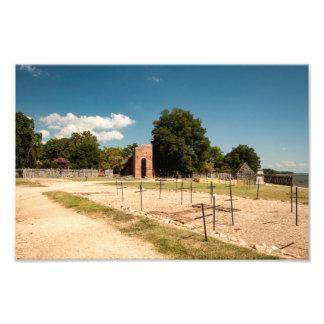 Jamestown Church Photo Print