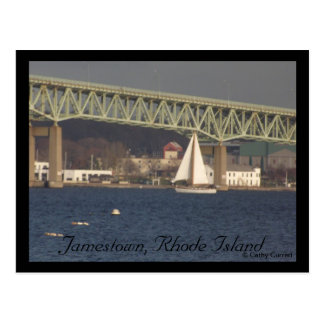 Jamestown, Rhode Island Postcard