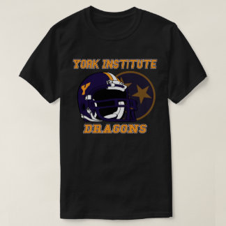 JAMESTOWN TENNEESS DRAGONS York Institute T-Shirt