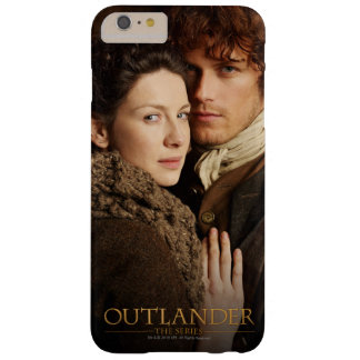 Jamie & Claire embrace photograph Barely There iPhone 6 Plus Case