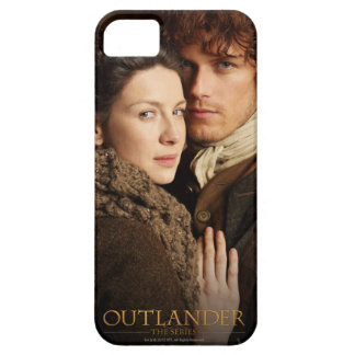Jamie & Claire embrace photograph iPhone 5 Cases