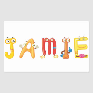 Jamie Sticker