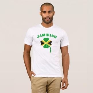 Jamirish St Patricks Day Tshirt