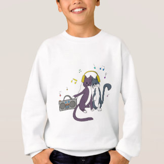 Jammin out Together Sweatshirt