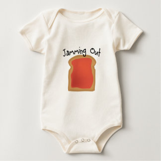 Jamming Out Baby Bodysuit