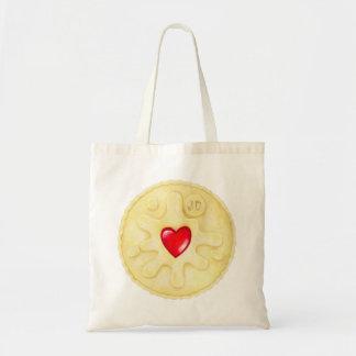 Jammy Dodger Biscuit Illustration Bag