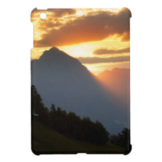 Jamnik church Sunrise iPad Mini Covers