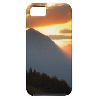 Jamnik church Sunrise Tough iPhone 5 Case