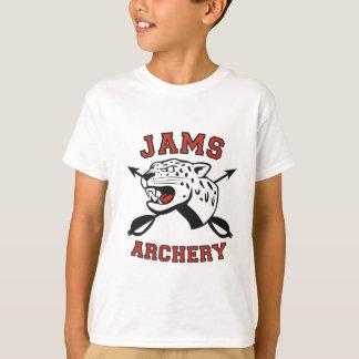 JAMS Archery Logo T-Shirt