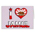 Jamul, CA Card