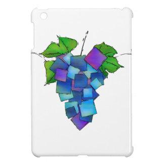 Jamurissa - square grapes iPad mini case