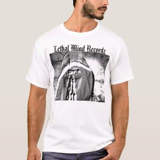 jamvi ranks copy, Lethal Mind Recordz T-Shirt