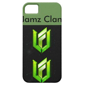 Jamz Clan Phone case