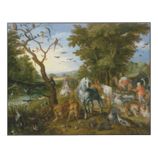 Jan Brueghel the Elder - The Entry of the Animals