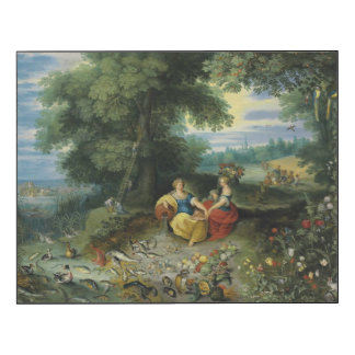 Jan Brueghel the Younger - An Allegory of Water