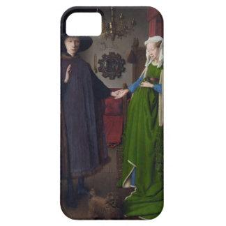 Jan Eyck- The Arnolfini Wedding iPhone 5 Cases