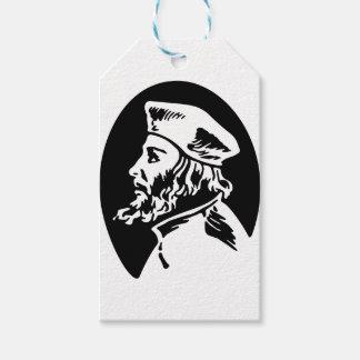 Jan Hus Gift Tags