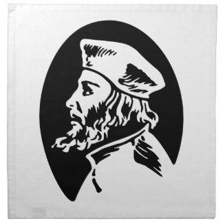 Jan Hus Napkin
