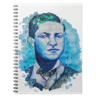 Jan Matzeliger Notebook