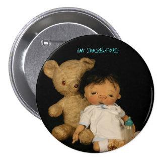 Jan Shackelford Button Baby Santiago