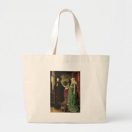 Jan van Eyck Marriage Bag