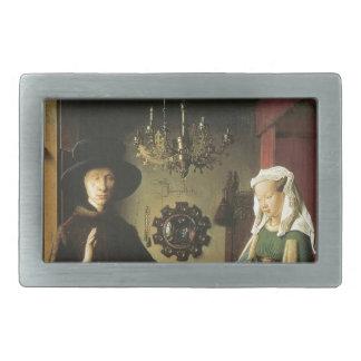 Jan van Eyck Marriage Belt Buckle