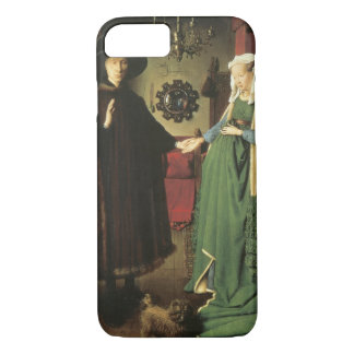 Jan van Eyck Marriage iPhone 8/7 Case