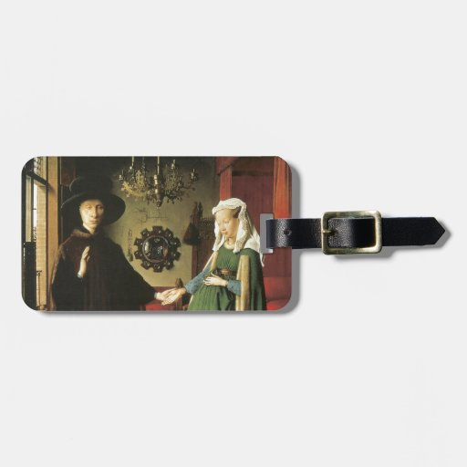 Jan van Eyck Marriage Bag Tags
