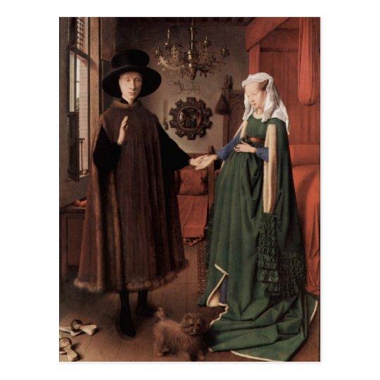 Jan van Eyck van Eyck, Jan 1387 1441 Maaseyck Brug Postcard