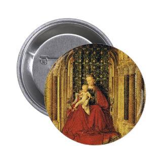 Jan Ven Eyck Art Button