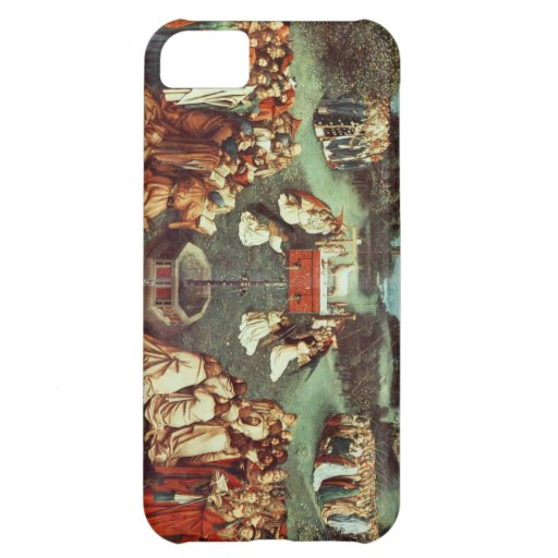 Jan Ven Eyck Art iPhone 5C Cover