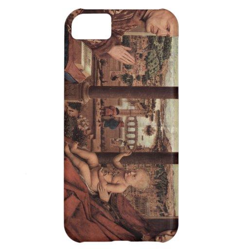 Jan Ven Eyck Art iPhone 5C Case