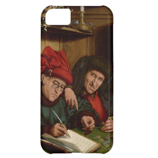 Jan Ven Eyck Art iPhone 5C Covers